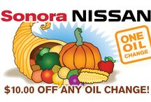 Nissan Events / Special Events at Sonora Nissan