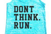 Workout clothing. / by Arisha Fox
