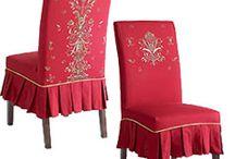 чехлы на стулья и диваны