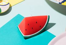 Tropical Treats / Tropical homeware, gifts and stationery to brighten up your life!