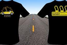 smart roadster T-Shirt