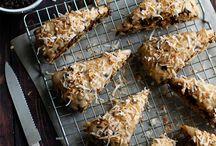 Desserts-Scones & Biscotti / by Donna Giblin