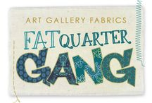 Fat Quarter Gang ✽ / by Art Gallery Fabrics