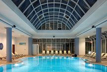 Spa   Leisure   Wellness Experiences / Rodos Palladium features a wide range of lesiure facilities and a top class spa and wellness center making it the ideal choice if you are looking for a spa resort hotel in Greece