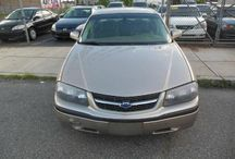 Used 2001 Chevrolet Impala for Sale ($2,150) at Paterson, NJ / Make:  Chevrolet, Model:  Impala, Year:  2001, Body Style:  Tractor, Exterior Color: Gold, Vehicle Condition: Excellent,  Mileage:165,000 mi, Engine: 6Cylinder 3.4L V6 OHV 12V, Transmission: Other, Fuel: Gasoline Hybrid.   Contact:  973-925-5626   Car ID (56684)