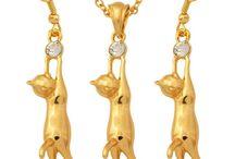 Cat Jewelry / Gorgeous Cat Jewelry