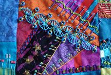 beading on quilts
