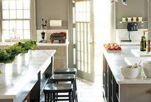 Kitchen Ideas / by Amy Gamblin