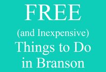 Branson 2016 / Vacation plans / by Cassie Evans