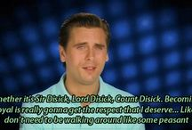 The great LORD Disick.