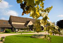The Great Tythe Barn in Tetbury / Stunning Cotswold Wedding and Conference Venue