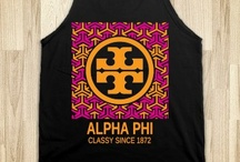 Alpha Phi / by Shelby Brown