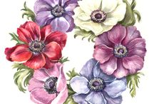 fiori per borse