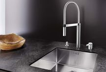BLANCO Taps / BLANCO taps are stunning, practical, hygienic and functional.