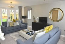 Coney Lodge Showhome / Set back from Rugeley Road and hidden by mature trees, Coney Lodge is a select development of just eight beautifully-designed three and four-bedroom residences. The collection borders acres of countryside, on the edge of Gentleshaw Common and just south of Cannock Chase.  Every Coney Lodge home features a contemporary open plan kitchen, an en suite master bedroom and bright, inviting living spaces, with four stylish layouts available to choose from.
