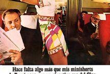 Emilio Pucci Hostess