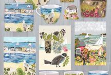 Art Licensing Collections Karen Fields