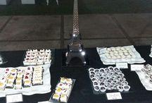 mesas dulces casamiento