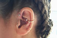 Favourite earpiercing ideas