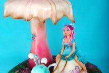 Fairy & Princess Cakes