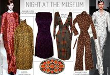 NIGHT AT THE MUSEUM / by juleVintage / theSTYLEARMORY