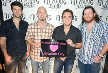 HOPE Poster Campaign / Salvation City is committed to raising awareness of suicide prevention. We have teamed up with numerous celebs to help raise awareness! Check out our pictures and re-pin to help spread the word!