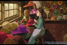Japanese Animation - Studio Ghibli
