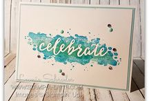 Stampin Up Happy Celebrations