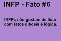 INFP / Tipo de personalidade INFP dop MBTI.