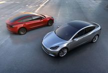 Tesla Model 3 / Tesla Model 3 - The Car that will bring Electric Cars to the mainstream