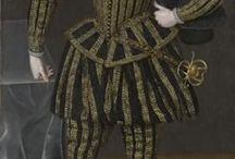 MEN'S FASHION 16th and 17th CENTURY / HISTORICAL DRESS