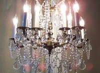 Chandelier's I want!