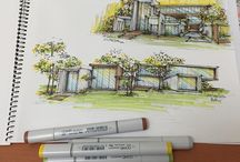 copic & architecture