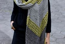 Knitted and Wrapped / Wraps, Shawls, Scarves and Cowls