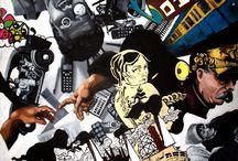 pop art / I love pop art. The best time in history of art!