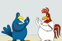 Cartoons / Free-market oriented cartoons
