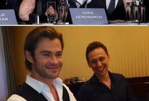 Hiddlesworth♡