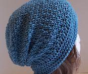 Crochet HATS / by Sherry Miller