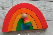 Hearts & Rainbows