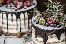 Идея дизайна тортов