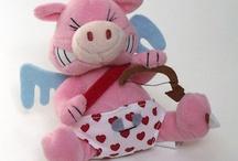 Festive Piggy ~ Valentine