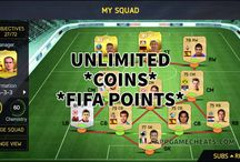 FIFA 15 Ultimate Teams Cheats & Hack for Coins & Points