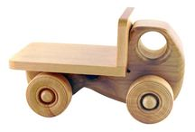 Woodwork Toys