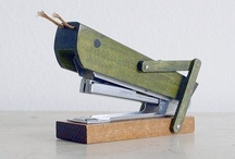 .staplers. / by Amber Bunne