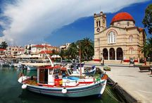 Aegina (Ath r.28) / Only an hour away from Athens by boat, Aegina is a rich in history island, ideal for a quick getaway
