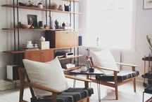 Living Room Ideas / by Christina Yeager