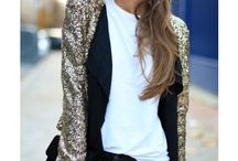 Sequin cardigan