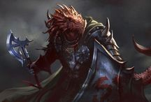 Fantasy - Dragonborns
