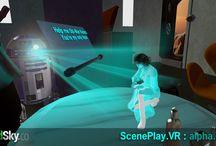 Greg Roberts And Virtual Reality