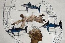 Sculpture... wirework